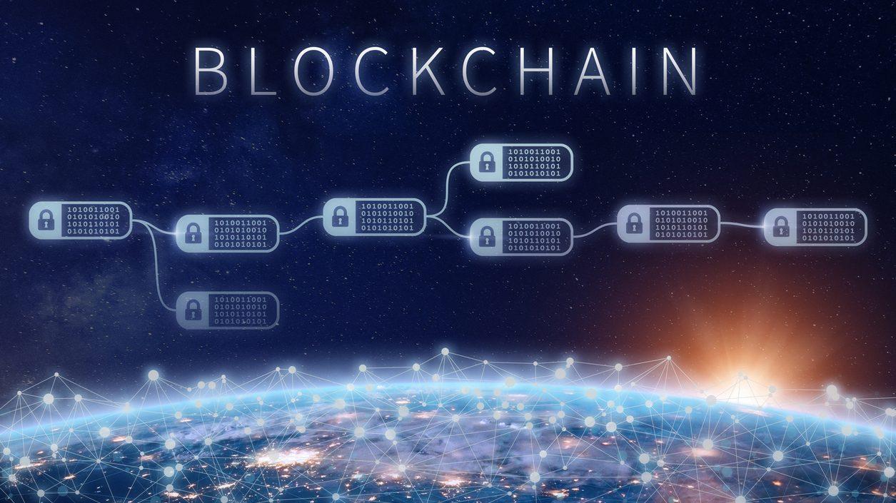 blockchain retail technology visibility