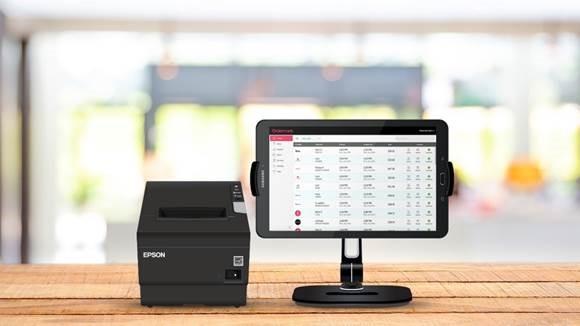 Epson Nextbite Virtual Kitchen solution